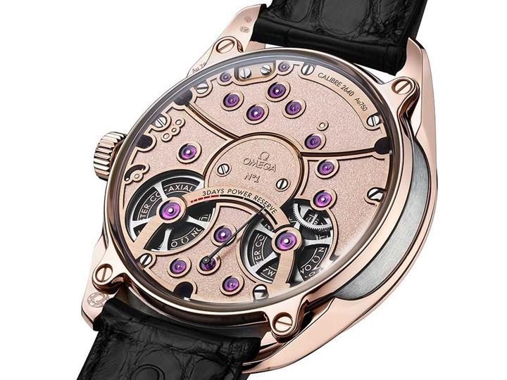 Omega De Ville Tourbillon Master Chronometer modelini duyurdu