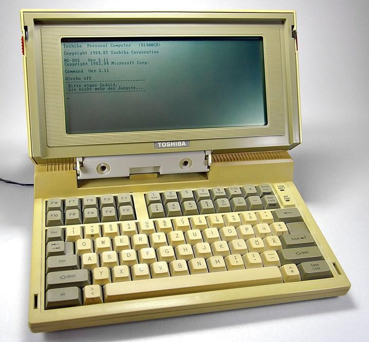 Toshiba, 35 yılın ardından dizüstü bilgisayar işini tamamen bıraktı