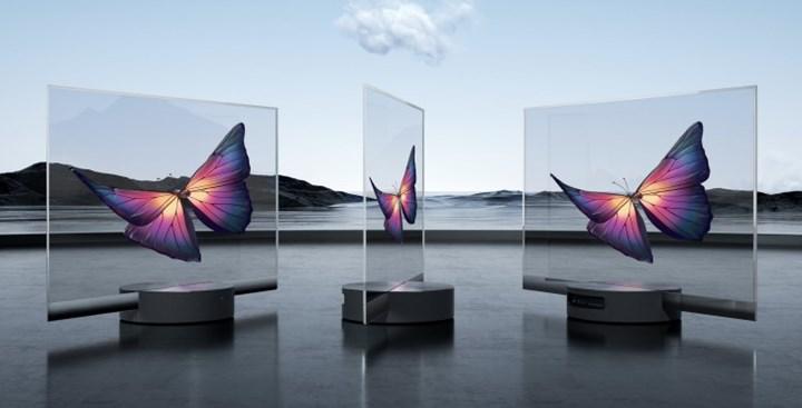 Xiaomi Mi TV LUX Transparent Edition tanıtıldı: Dünyanın seri üretim ilk saydam TV'si