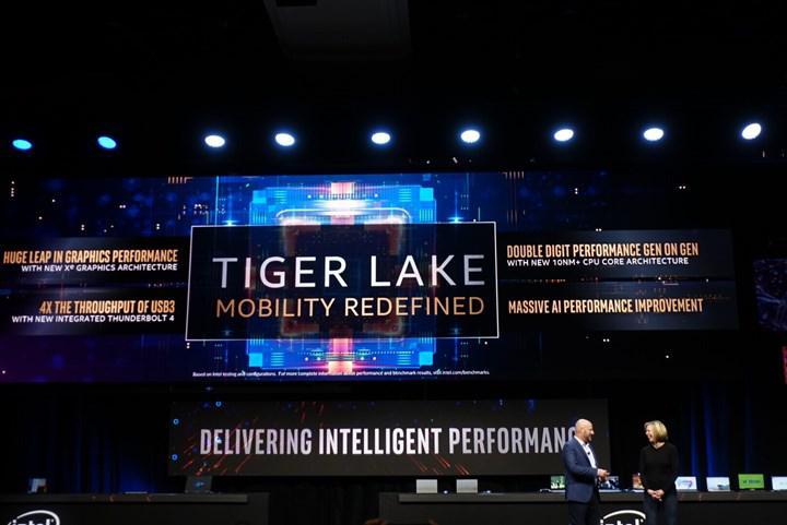 Intel Tiger Lake işlemciler 2 Eylül tarihinde çıkıyor