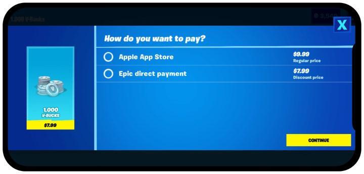 Apple, Fornite'ı App Store'dan kaldırdı: Epic'ten dava kararı!