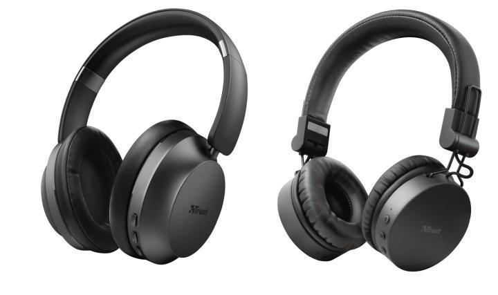 Trust hem kablolu hem kablosuz kullanılan kafa üstü kulaklıklar duyurdu