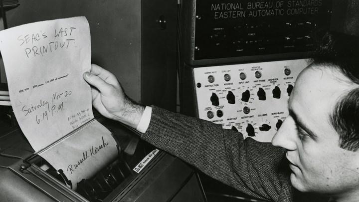Piksellerin mucidi Russell Kirsch 91 yaşında hayata gözlerini yumdu