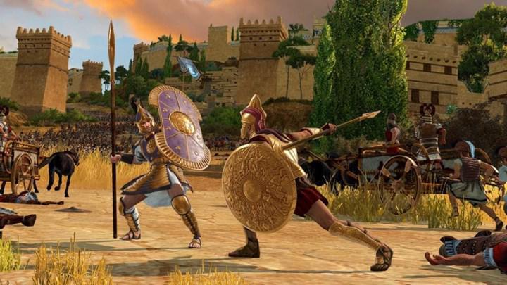 Epic Store'un ücretsiz 'Total War Saga: Troy' kampanyasına inanılmaz ilgi