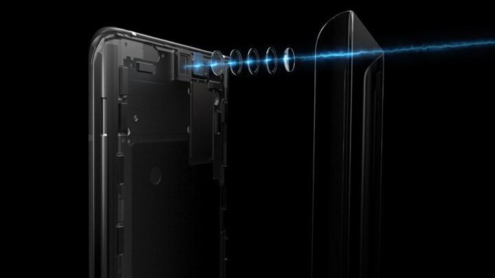 Dünyanın ilk ekran altı kamera teknolojisine sahip telefonu ortaya çıktı