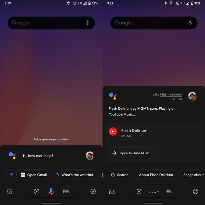 Kompakt Google Asistan arayüzü daha çok kullanıcıya sunuldu