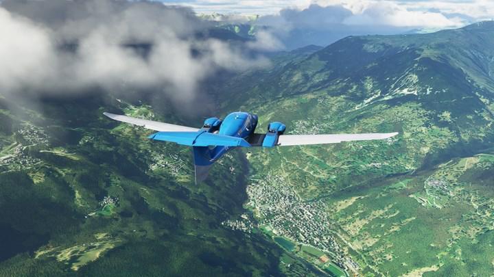 Microsoft Flight Simulator'un 40 yıllık müthiş değişimi (VİDEO)