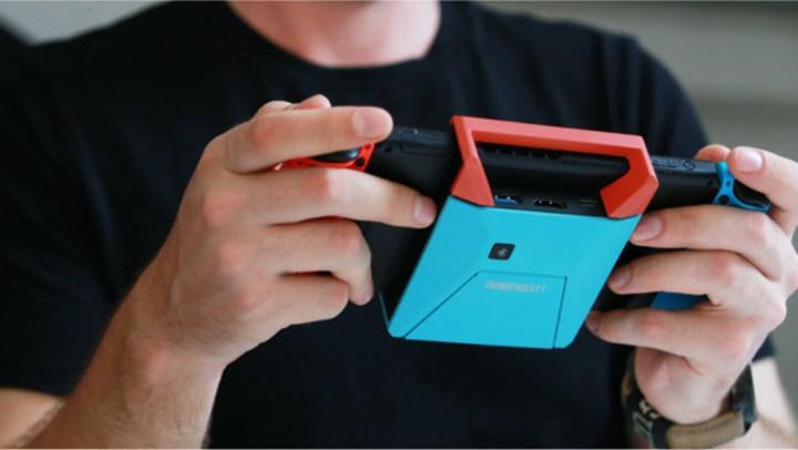 Switchblade ile Nintendo Switch konsolu daha yetenekli