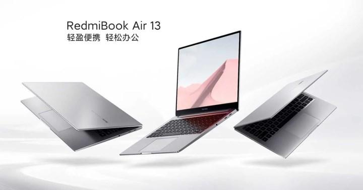 RedmiBook Air 13 duyuruldu: 10. nesil Intel işlemci + 16 GB RAM