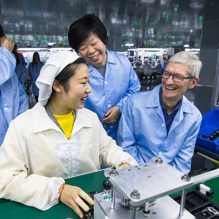 iPhone üretimi Vietnam'a kaydırılabilir
