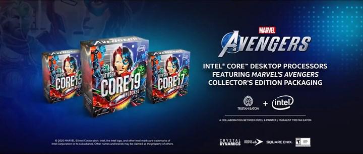 Intel Avengers işlemcileri duyuruldu