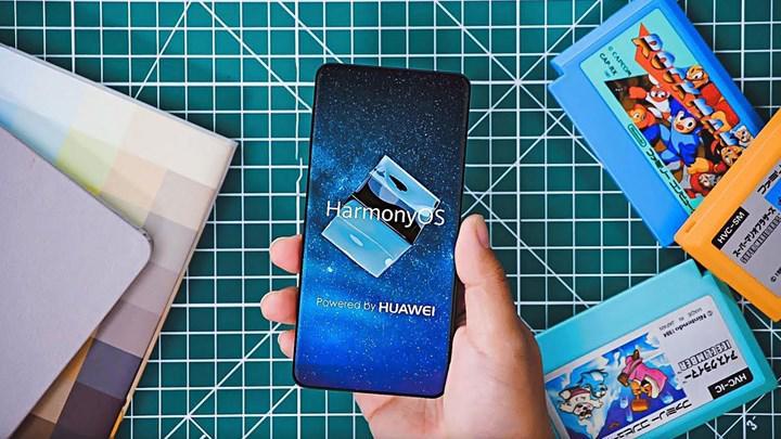 Huawei'den HarmonyOS'lu akıllı saat, dizüstü bilgisayar ve tablet geliyor