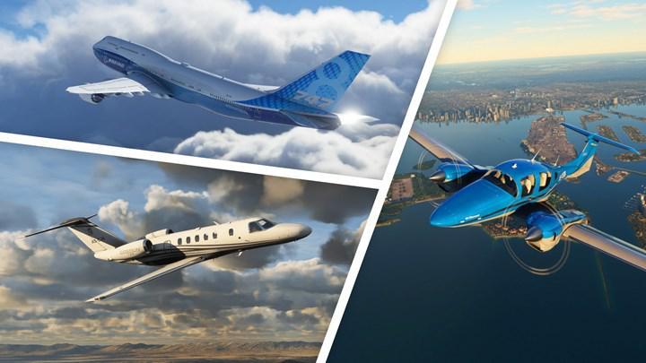 Microsoft Flight Simulator 2020 çıktı: PC için Xbox Game Pass fırsatı