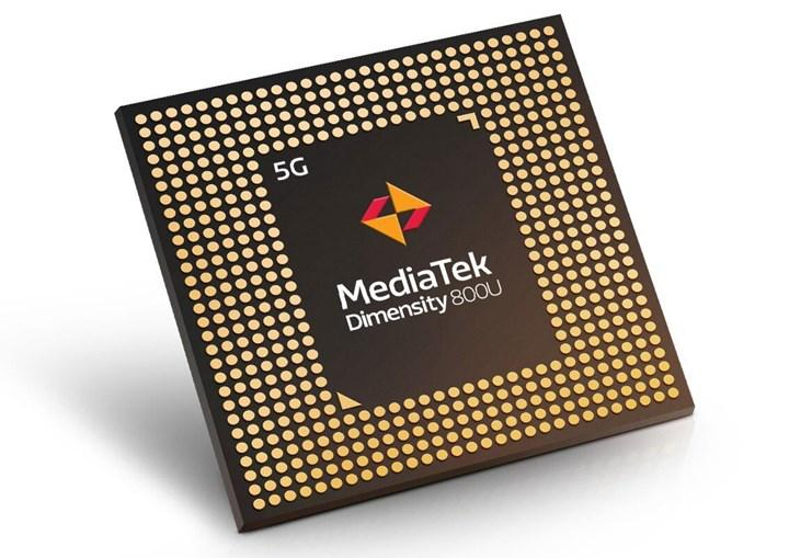 Verimliliğe oynayan MediaTek Dimensity 800U yonga seti tanıtıldı
