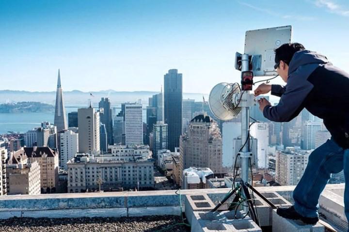 Google gizemli bir kablosuz iletişim teknolojisi geliştiriyor