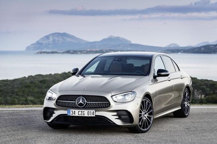 Makyajlı Mercedes-Benz E-Serisi Türkiye'de: İşte fiyatı ve özellikleri
