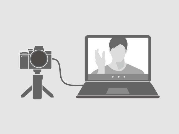 Sony, kameralarını webcam olarak kullanmaya izin veren uygulamasını yayınladı