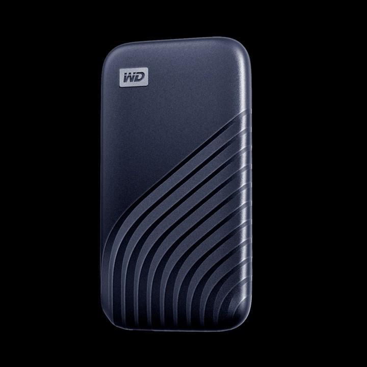 WD,  NVMe My Passport SSD'sini duyurdu