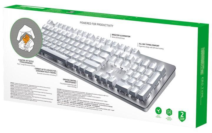 Razer verimlilik odaklı fare-klavye seti duyurdu