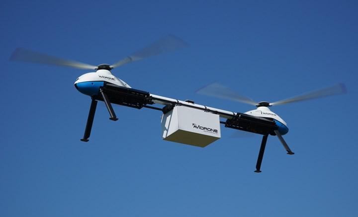 Kanadalı Avidrone, iki başlı dron tasarımı ile rakiplerinden ayrılmaya çalışıyor