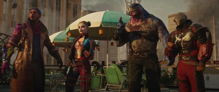 'Suicide Squad: Kill the Justice League' video oyununun ilk fragmanı yayınlandı