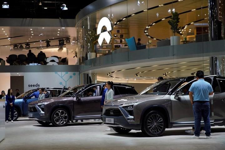Çinli üretici Nio, batarya kiralama opsiyonuyla elektrikli araçların fiyatını düşürmeyi hedefliyor
