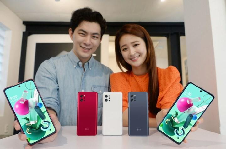 LG Q92 5G resmiyete kavuştu: İşte fiyatı