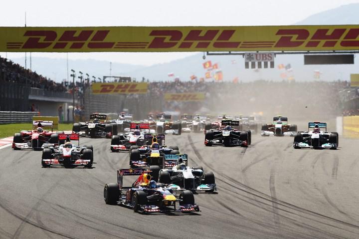 Resmen açıklandı: F1 Türkiye'ye geliyor