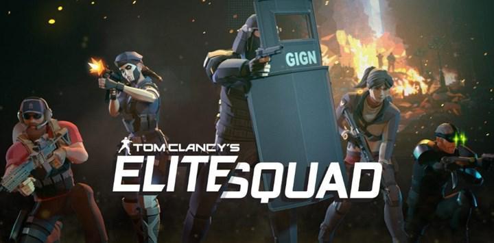 Tom Clancy's heyecanı Elite Squad ile mobilde