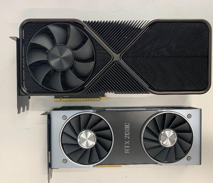 RTX 3090 ve RTX 3080'in bellek kapasitesi doğrulandı