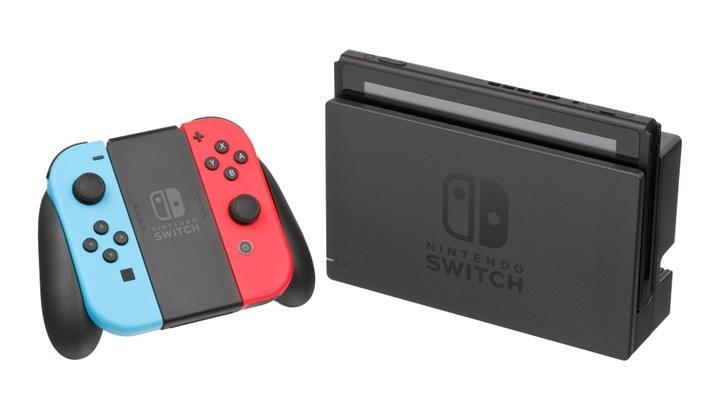 Nintendo Switch Pro konsolu 4K çözünürlük sunabilir