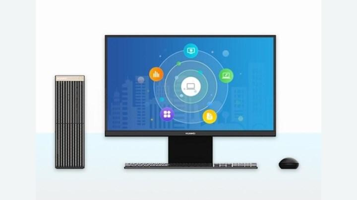 Huawei'nin ARM tabanlı Qingyun W510 iş istasyonları tanıtıldı