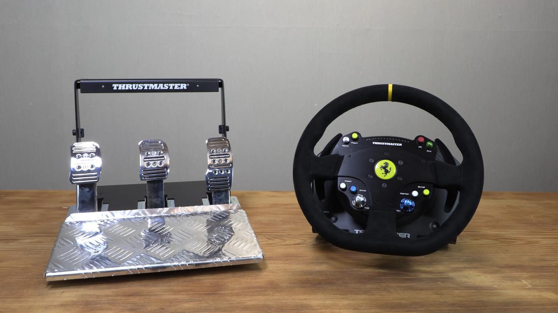 Thrustmaster TS-PC Racer Ferrari 488 Challenge Edition test masamızda!