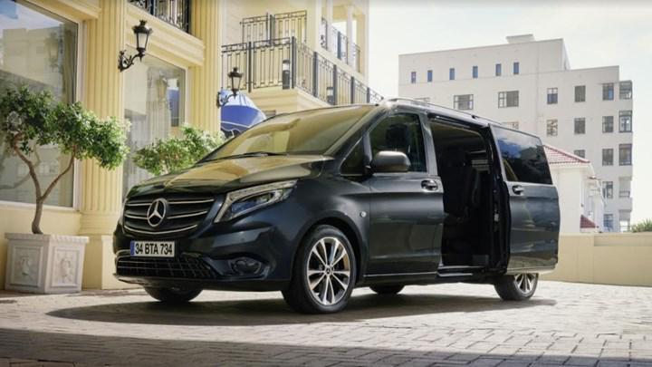 Yeni Mercedes-Benz Vito Tourer Türkiye'de: İşte fiyatı ve özellikleri