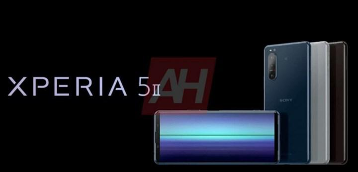 Sony Xperia 5 II'nin tasarımı ve teknik detayları ortaya çıktı!