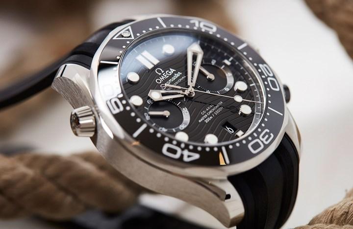 Omega Seamaster Diver Chronograph serisi satışa sunuldu
