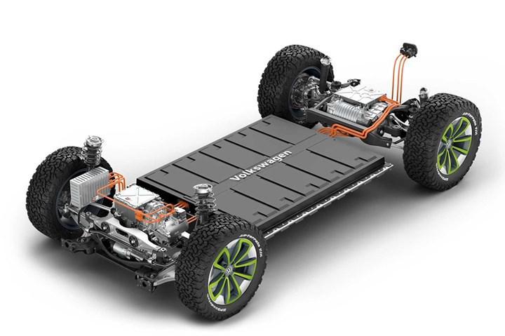 Volkswagen ID. Buggy, uygun fiyatlı bir arazi aracına dönüşecek