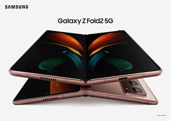 Galaxy Z Fold 2 tüm detaylarıyla karşınızda: Bu sefer olmuş