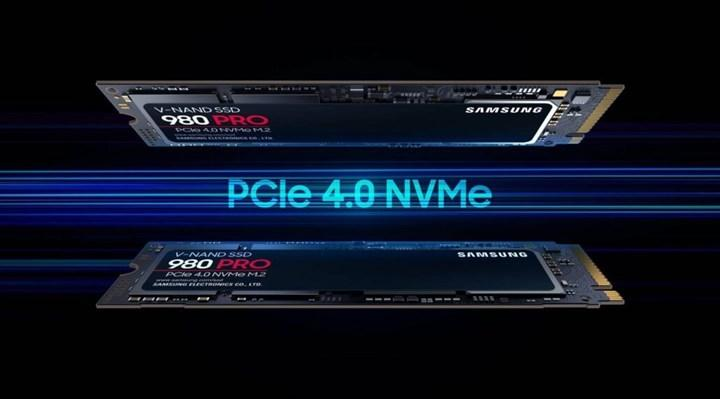Samsung 980 PRO PCIe 4.0 SSD sürücüsü tanıtıldı