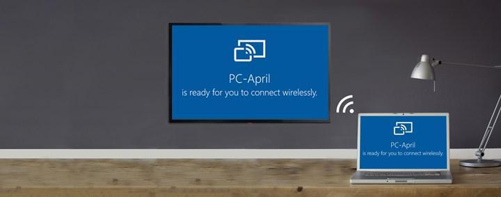Miracast Connect uygulaması da Windows 10'dan kaldırıldı