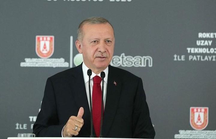 Türk roketi uzaya çıktı! Roketsan'dan tarihi ilk