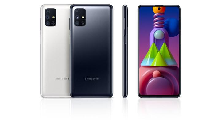 7000mAh bataryalı Galaxy M51 satışa çıkıyor
