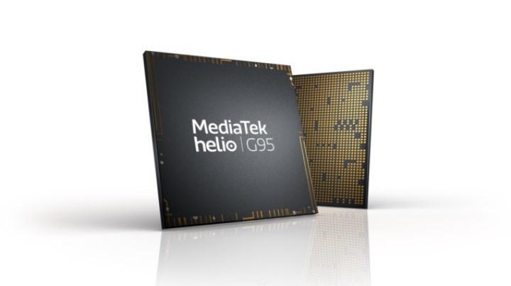 MediaTek Helio G95 yonga seti duyuruldu