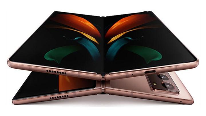 Galaxy Z Fold 2 resmiyet kazandı: İşte detaylar!