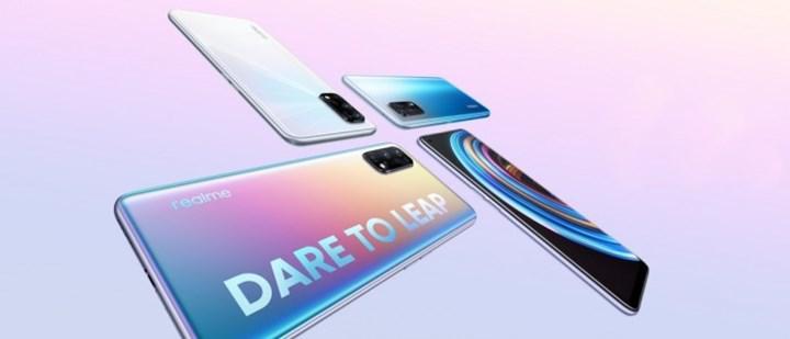 Realme X7 ve X7 Pro tanıtıldı