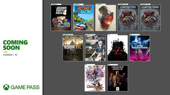 Xbox Game Pass Eylül ayı oyunları açıklandı
