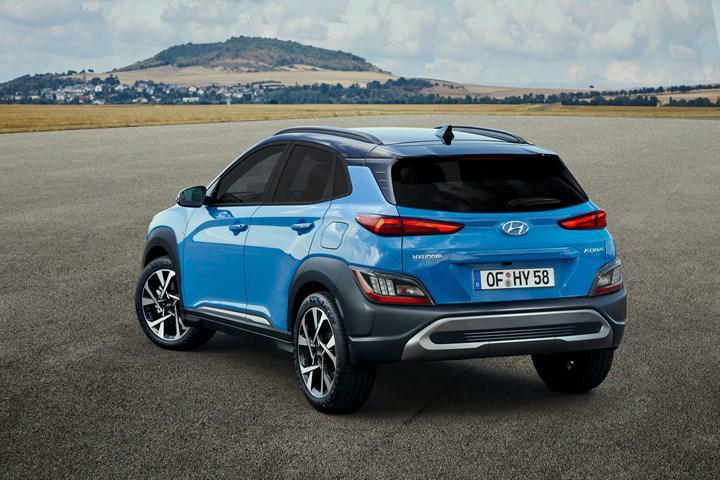 Makyajlı Hyundai Kona tanıtıldı: Yeni tasarım, güncel motorlar ve N Line versiyonu