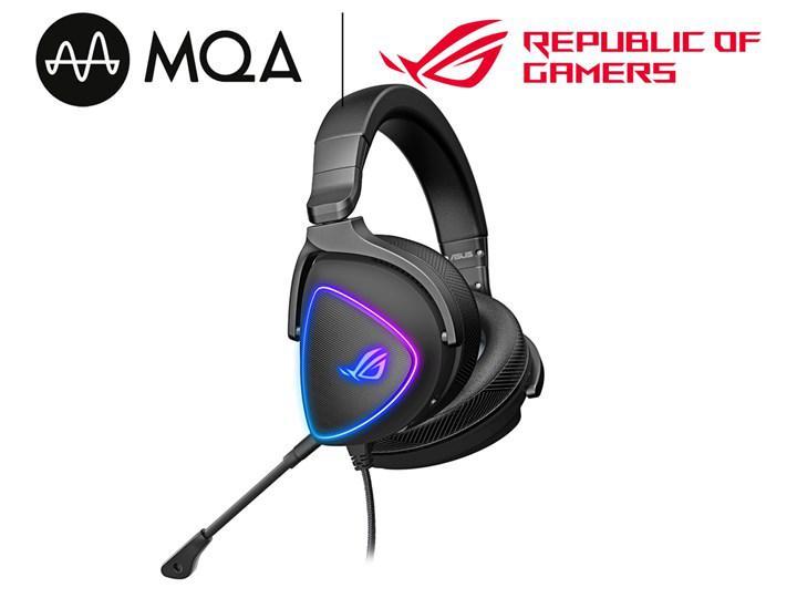 Asus ROG Delta S kulaklık önemli bir yenilik ile geliyor