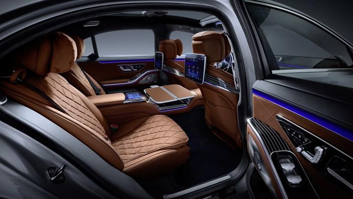 2021 Mercedes-Benz S-Serisi tanıtıldı: Yeni tasarım, gelişmiş teknolojiler ve daha güçlü motorlar