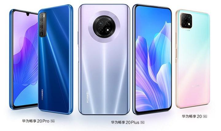 Huawei Enjoy 20 ve Enjoy 20 Plus tanıtıldı